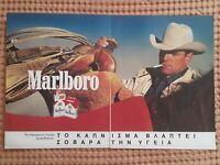 Marlboro Cigarette  - Print Ad  !!!  #20