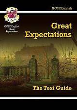 GCSE English Text Guide - Great Expectations by CGP Books (Paperback, 2010)