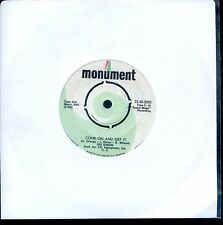 7inch JOE SIMON come on and get it HOLLAND NEAR MINT