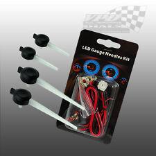 MGZR MGZS or Rover led speedo dash panel needle bulb lighting upgrade kit 12v