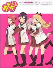 Art Book Yuru Yuri TV anima  1 Illustration