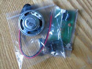 K.W.Electronics Morse Code Practice Oscillator Kit