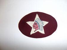 b0684 WW1 USMC 6th MG Battalion Marine Regiment  2 division Indian Chief R5C