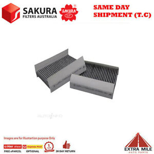 Sakura Cabin Filter For Alfa Romeo 147/156 GT GTA JTS 2002 - 2011