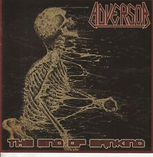 ADVERSOR-CD-The End Of Mankind