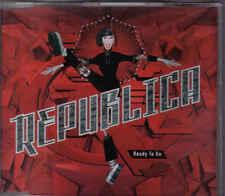 Republica-Ready To Go Remixes