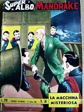 Super Albo MANDRAKE n°56 1963 ed. Fratelli Spada [G.147]