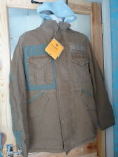 TIMBERLAND OUTERWEAR 3 IN 1 JACKET MENS JACKET BROWN M