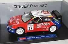 1/18 Citroen Xsara WRC Monte Carlo Rally 2003 Colin.McRae