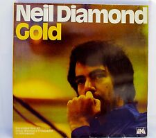 *w- LP - Neil DIAMOND - GOLD - uni-Records