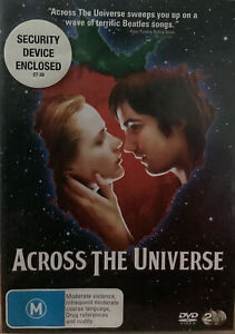 Across The Universe (DVD, 2008) Region 4