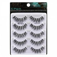 Ardell Lashes Glamour Wispies False Lashes Black Multipack 5 Pairs Mega Deal