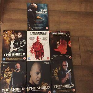 The Shield Series seasons 1-7 complete set
