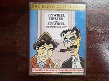 Flywheel Shyster & Flywheel Marx Brothers Lost Radio Scripts 2 Cassettes 1991