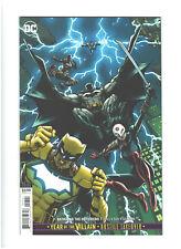 Batman and the Outsiders #7 - Chris Burnham Variant Cover - 2019 DC