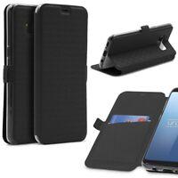 Samsung Galaxy S8 Klapp Handy Schutz Hülle Case Cover Kartenfach Standfunktion