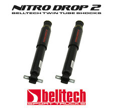 "88-98 C1500/Sierra/Silverado Nitro Drop 2 Front Shocks 2"" - 5"" Drop (Pair)"