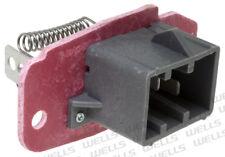HVAC Blower Motor Resistor Rear/Front Advantech 5C2