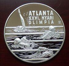 "Ungarn: 1000 Ft. ""Olympiade Atlanta 1996"" 1994 - PP/Ag. !!"