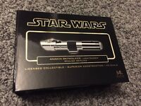 Master Replicas ANAKIN SKYWALKER Star Wars LIGHTSABER .45 scale sw-335 epii aotc