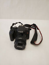 Canon EOS Rebel T7i US 24.2 Digital SLR Camera with 3-Inch LCD, Black 1/L420379A