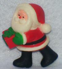 Vintage Hallmark Merry Miniatures Santa Claus Figurine Christmas Ornament B1