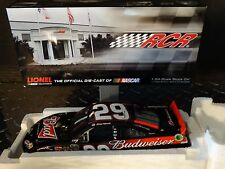 RCR Lionel Racing 2012 Kevin Harvick #29 Budweiser Nascar 1:24 Scale Diecast