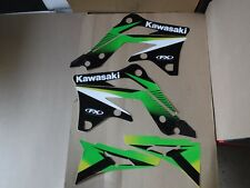 F X  EVO  KAWASAKI  GRAPHICS  KX450F KXF450  2012  2013 2014 2015