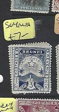 BRUNEI  (P1410B)  LOCAL ISSUE  3C  SG 4     MNH