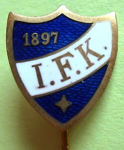 SWEDEN, BADGES OF FOOTBALL CLUBS - IFK NORRKÖPING PIN 2