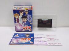 WS -- Detective Conan -- Box. Can data save! WonderSwan, JAPAN Bandai. 33266