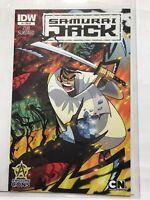 Samurai Jack #1 Awesome Con Exclusive Variant 2013 IDW Zub Suriano VF/NM