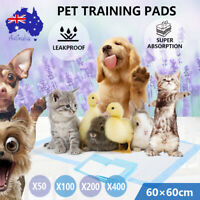 Puppy Training Potty Pee Wee Pads for Dog Xlarge jumbo Small Pet Doggie Piddle