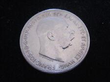 """MDS ÖSTERREICH KAISERREICH 2 KRONEN 1912 """"FRANZ JOSEPH I."""", SILBER  #35"""