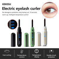 2-Speed Heated Eyelash Curler Rechargeable Electric Lash Curler LCD Display