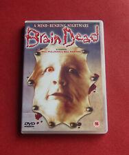 Brain Dead - Region 2 DVD - Bill Pulman, Bill Paxton, Bud Cort, Nicholas Pryor