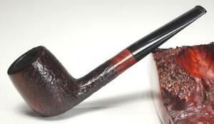 STANWELL Vario 03 - Smooth & Sandblast Ring-Grain Billiard, Very Near Mint!