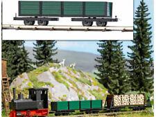 Busch 12246 Drehgestell Niederbordwagen zur Feldbahn H0f  Neu
