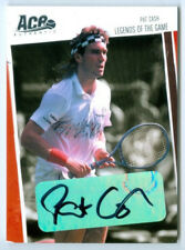 "PAT CASH ""LEGENDS OF THE GAME AUTOGRAPH /400"" ACE HEROES & LEGENDS 2006"