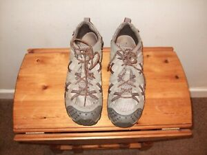 MEN'S  MERRELL CONTINUUM  GREY/BROWN  TRAINERS  SIZE  9.5  EUR 44