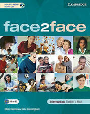face2face Intermediate Student's Book with CD-ROM/Audio CD-ExLibrary