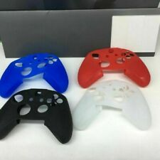 Silicone Rubber Skin  Case Cover  Protective For Microsoft Xbox One X Controller