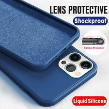 Cover Custodia In Silicone Originale Soft Per Apple iPhone 12 12 Mini 12 Pro Max