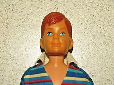 Barbie: Vintage Redhead Straight Leg Ricky Doll!