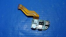 "Dell XPS 17.3"" 17 L701X Genuine Laptop USB 3.0 Port Board w/Cable 861CJ GLP*"