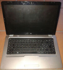 Notebook HP G62 - 130SL Licenza Win7 Esteticamente Buono Portatile PC Display