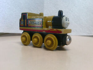 Thomas and Friends Wooden Railway Stepney Bluebell Engine 1996