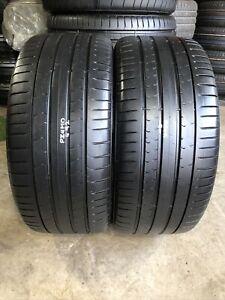 255/35R19 (96Y) XL Pirelli P Zero (PZ4) */MOE RSC Run Flat x2