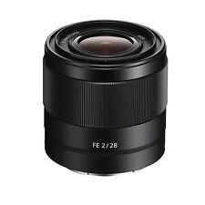 Sony FE 28mm F/2 Full Frame E-Mount Lens *NEW* *IN STOCK*