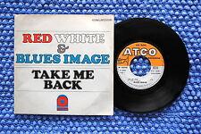 RED WHITE & BLUES IMAGE / SP ATCO 103.198 / BIEM 1970 ( F )